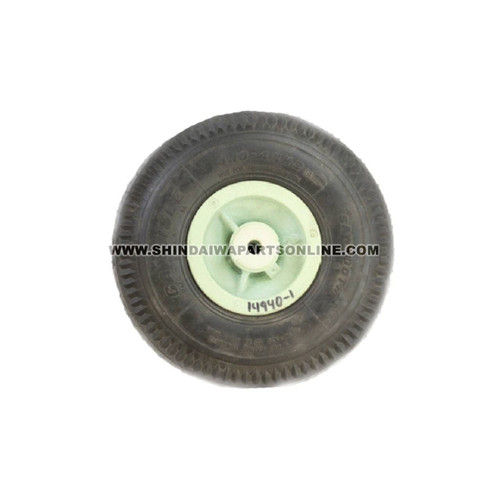 SHINDAIWA Wheel Free W/Tire Pin 14940-1 - Image 1