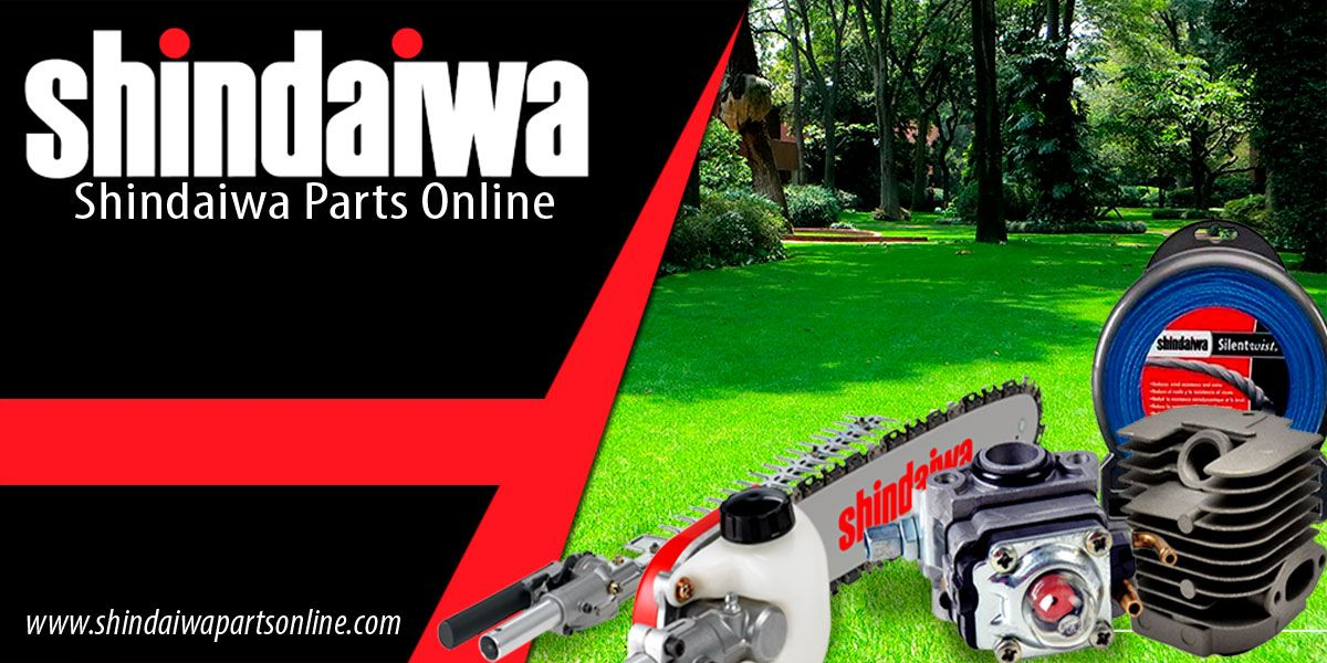 Shindaiwa parts at best price