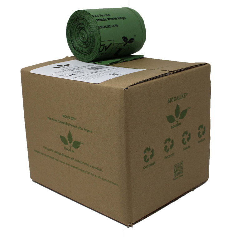 Compostable  Trash bags  2.6 3 Gallon