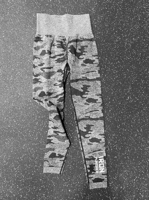 Women's Camo Fundamental Seamless Leggings