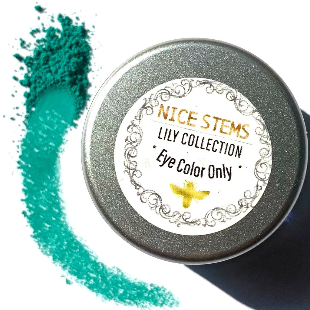 The Lily Collection - Nice Stems - Eye Only -  safe all natural makeup