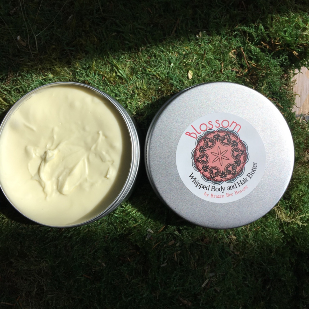 Blossom Whipped Argan Hair and Body Lotion Butter