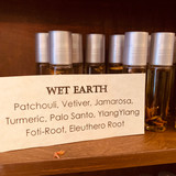 Wet Earth Roll-On Perfume | ESSENTIAL OILS