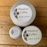 Hazelnut Coffee   BODY SCRUB