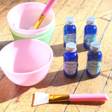 Silicone Mixing Bowl & Mask Applicator | ACCESSORY