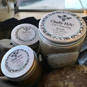 Chally HA! Scrub 2 OZ Facial Size | OIL CLEANSING