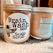NEW Brain Wash DAILY Scalp Scrub | HAIR CARE