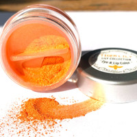 The Lily Collection - Tiger Lily - Eye, Lip and Cheek safe all natural makeup