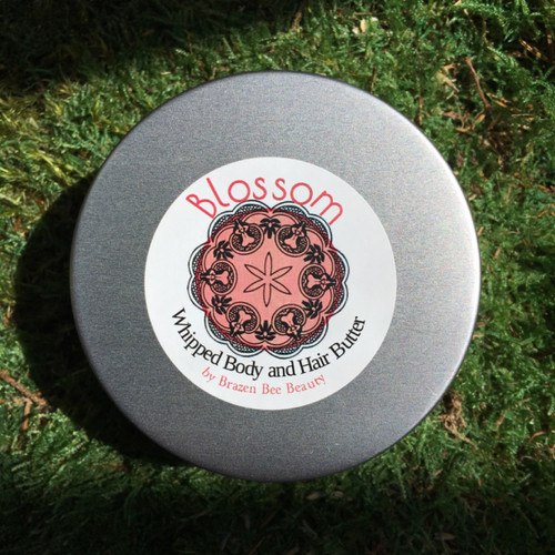 Blossom Whipped Argan Hair and Body Lotion/Buter