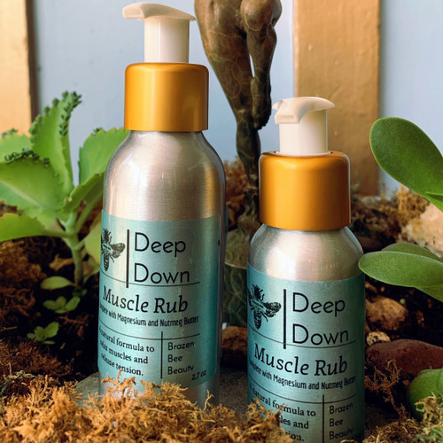 Deep Down Muscle Rub | BODY CARE