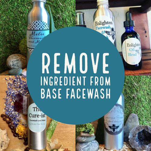 Z Further Customization Facewash | FACE WASH