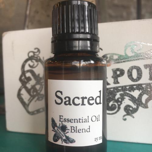 Sacred Oils Essential Oil Blend