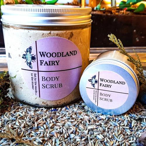 Woodland Fairy | BODY SCRUB