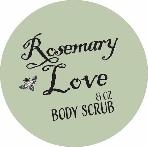Rosemary Love | BODY SCRUB