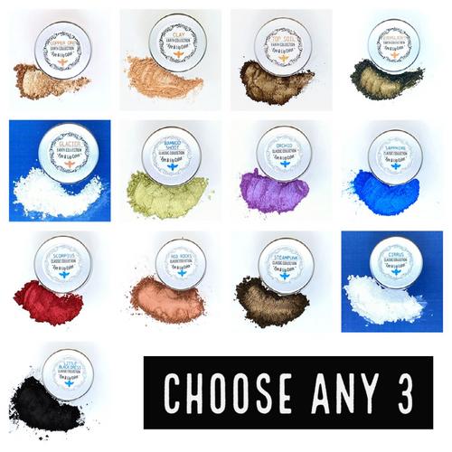 Choose Any 3   Eye, Lip, Cheek   MAKEUP