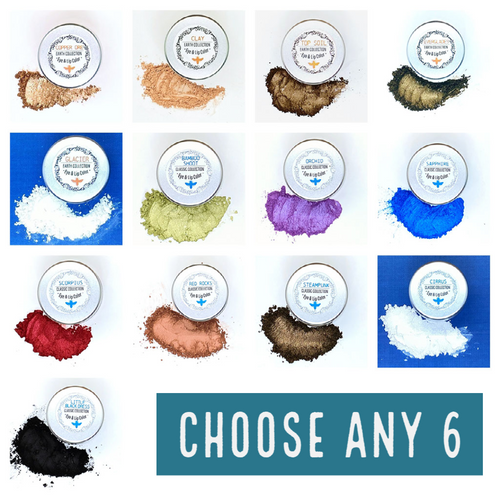 Choose Any 6 | Eye, Lip, Cheek | MAKEUP