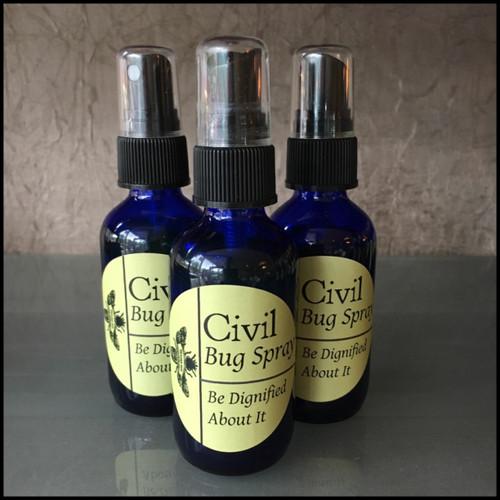 Civil (Bug) Spray 2 oz | SKIN CARE