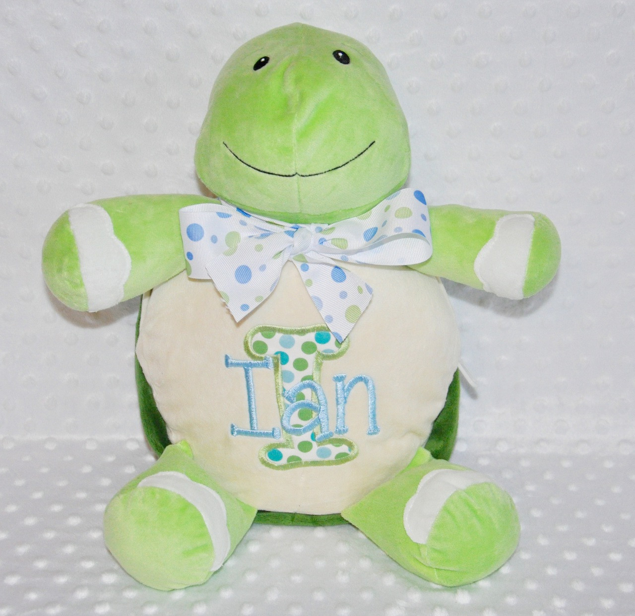 d24d57f0ad2 Personalized Stuffed Animal Cubbies - Turtle