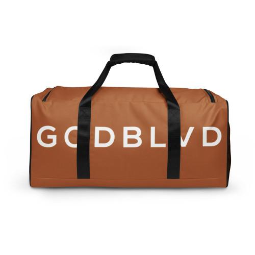 GOD BLVD - Nude Duffle Bag
