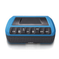 Fusion StereoActive Portable Stereo System Blue