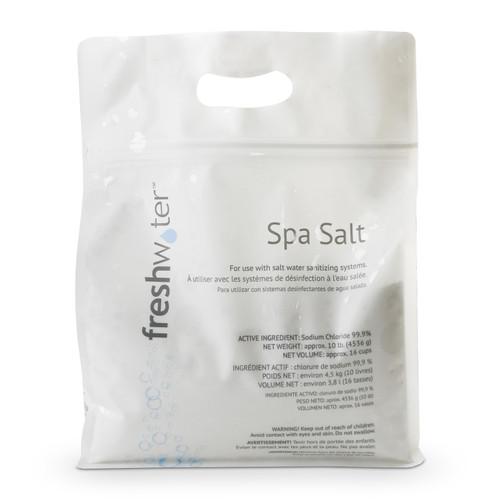Freshwater Spa Salt 10 lb