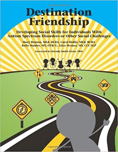 Destination Friendship 1st Edition by Mary Benton (Author), Carol Hollis (Author