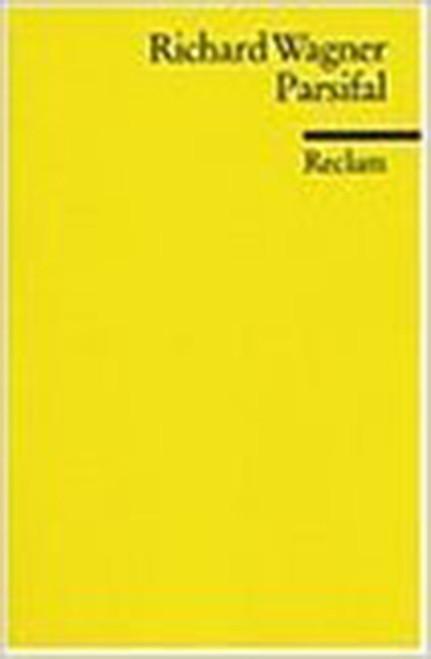 Farsifal (German) Paperback (9783150056400)