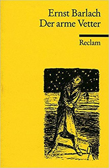 Der arme Vetter (German) Paperback by Ernst Barlach (Author) (9783150082188)