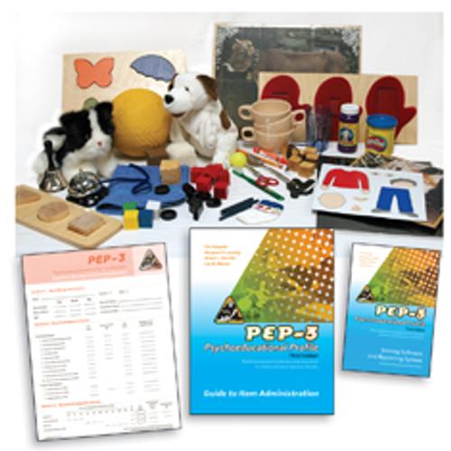 PEP-3 Print and Scoring Software Combo Kit