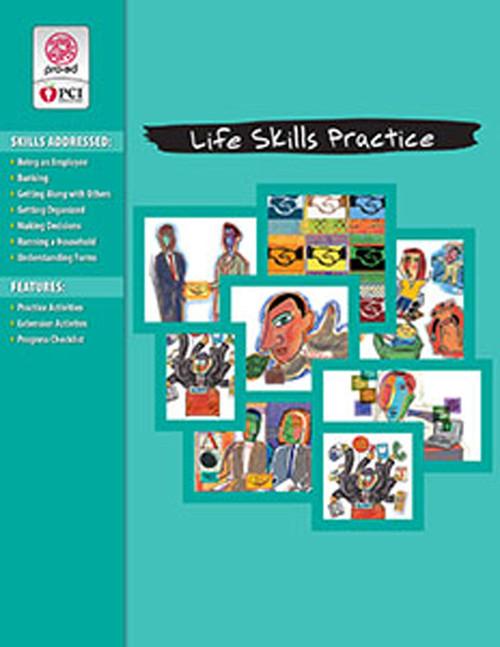 Life Skills Practice Paperback – January 1, 1999 by Ellen McPeek Glisan (Author)