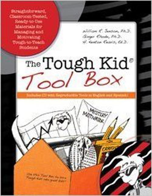 Tough Kid Tool Box Spiral-bound – 2009 by William R. Jenson (Author), Ginger Rhode (Author), H. Kenton Reavis (Author)