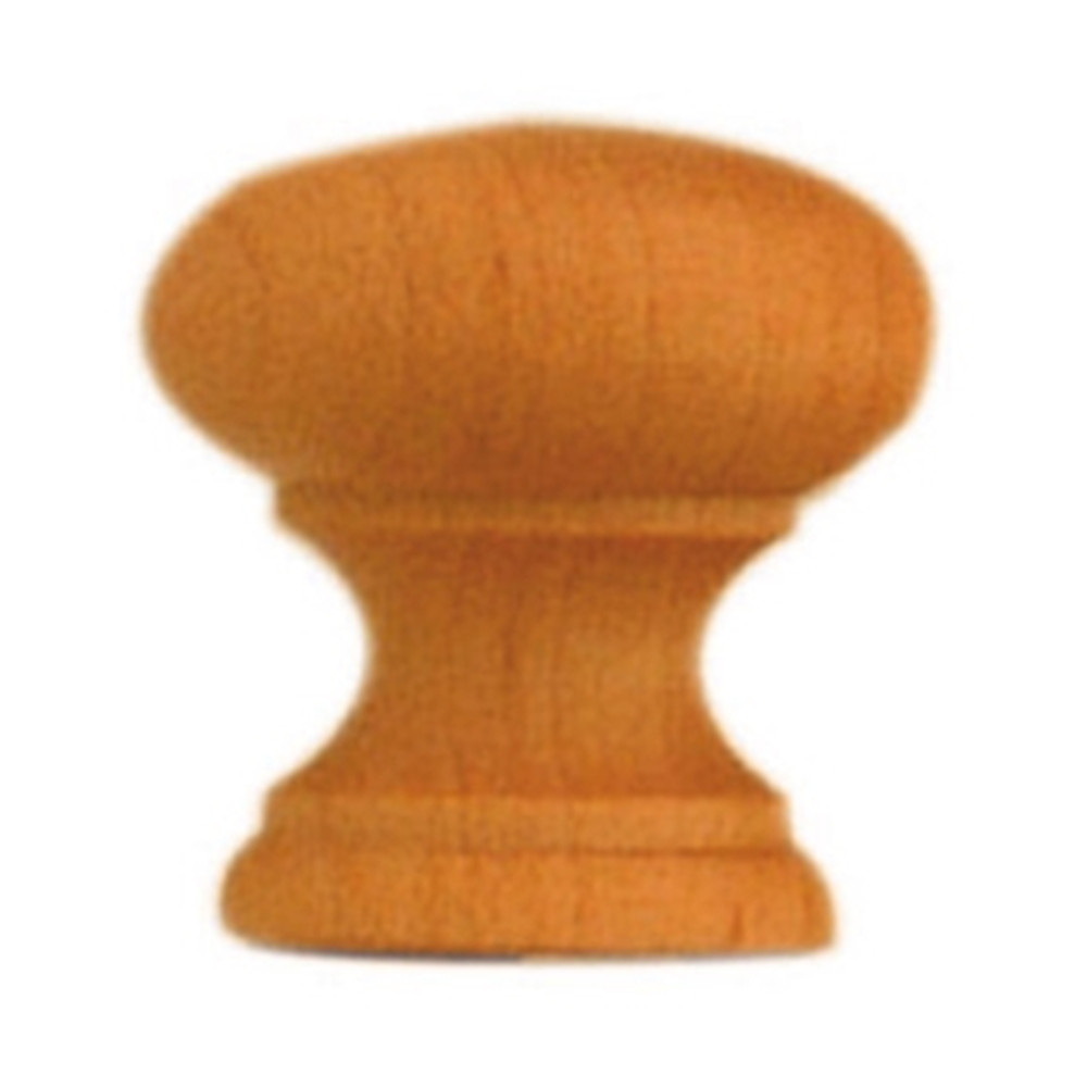 1 1/2 Inch Diameter X 1 13/32 Inch High Knob