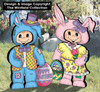 Winfield Collection Dress-up Darlings Easter Woodworking Plan