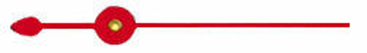 Cherry Tree Toys 1 3/4 Red Sweep Hand
