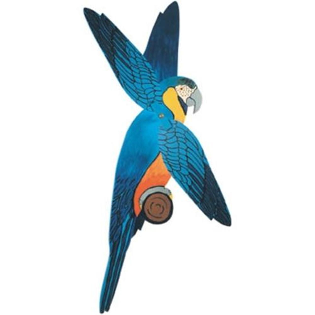 Cherry Tree Toys Macaw Whirligig Plan