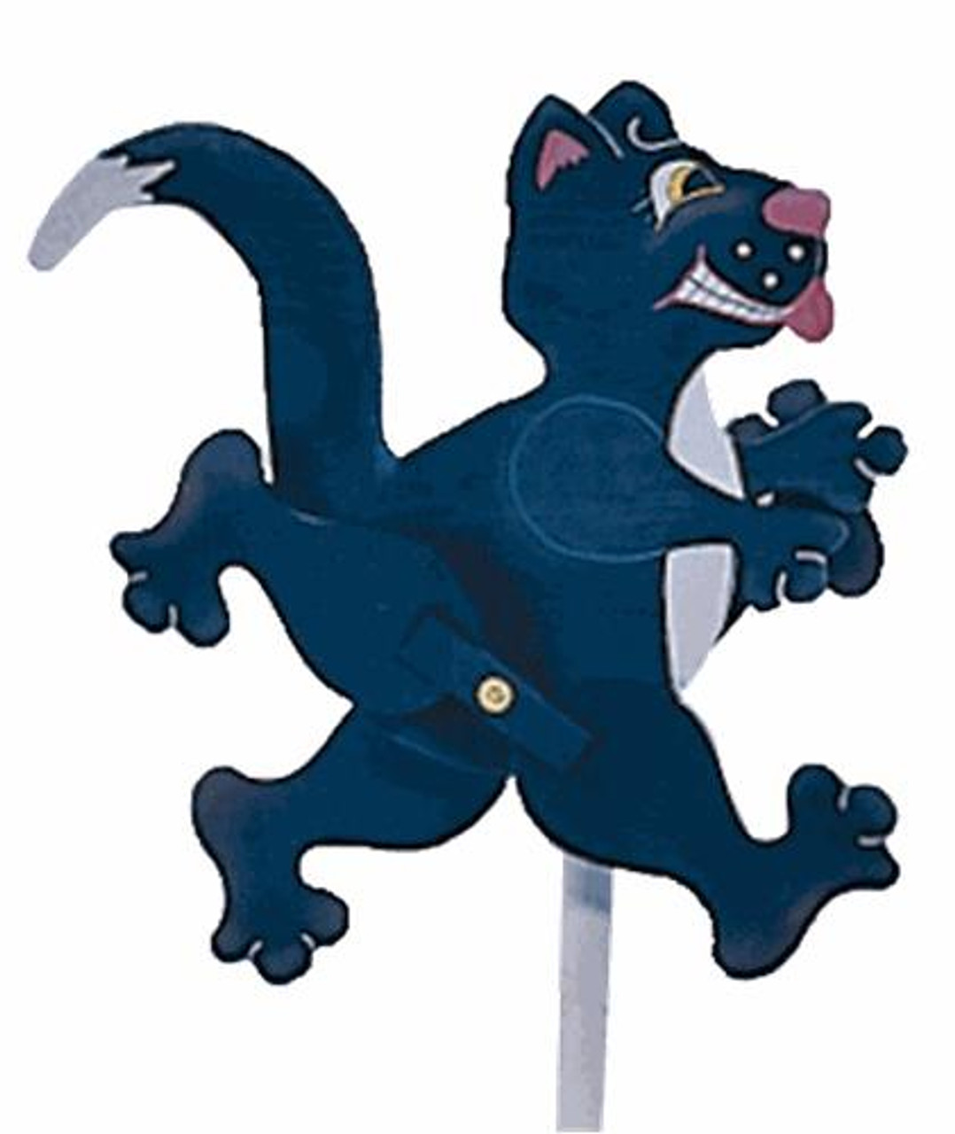 Cherry Tree Toys Cat Whirligig Plan