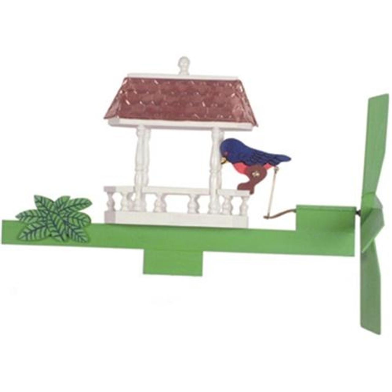 Cherry Tree Toys Windward Feeder Whirligig Plan