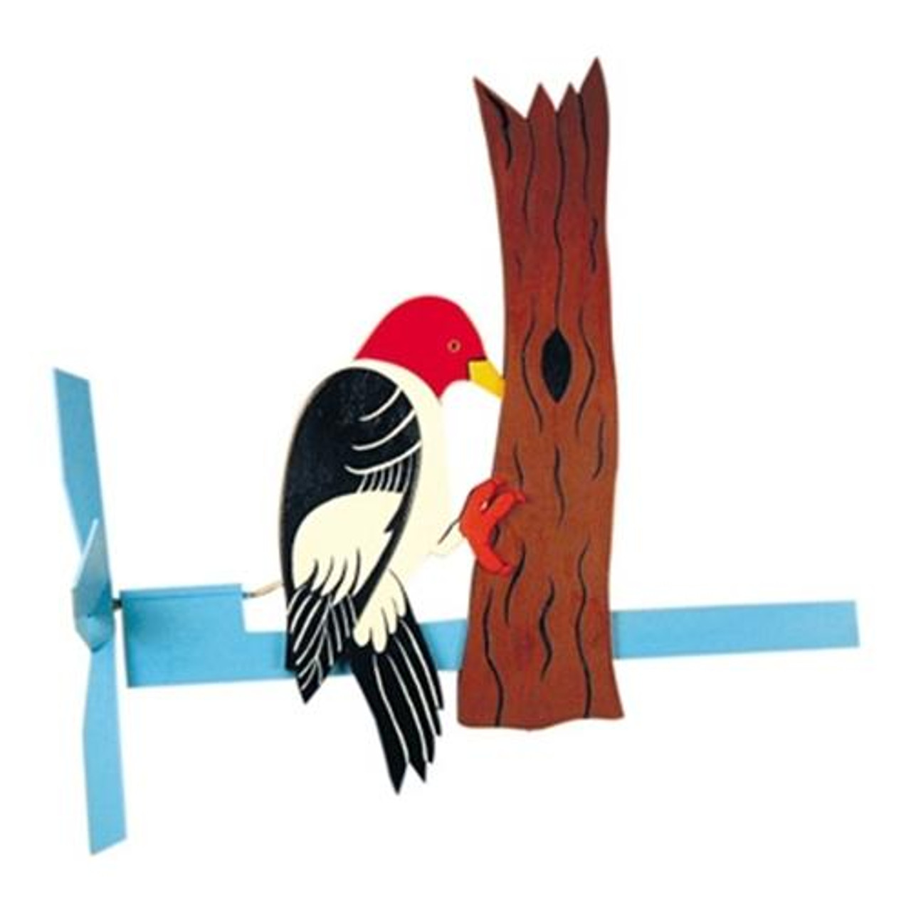 Cherry Tree Toys Mechanical Woodpecker Whirligig Parts Kit
