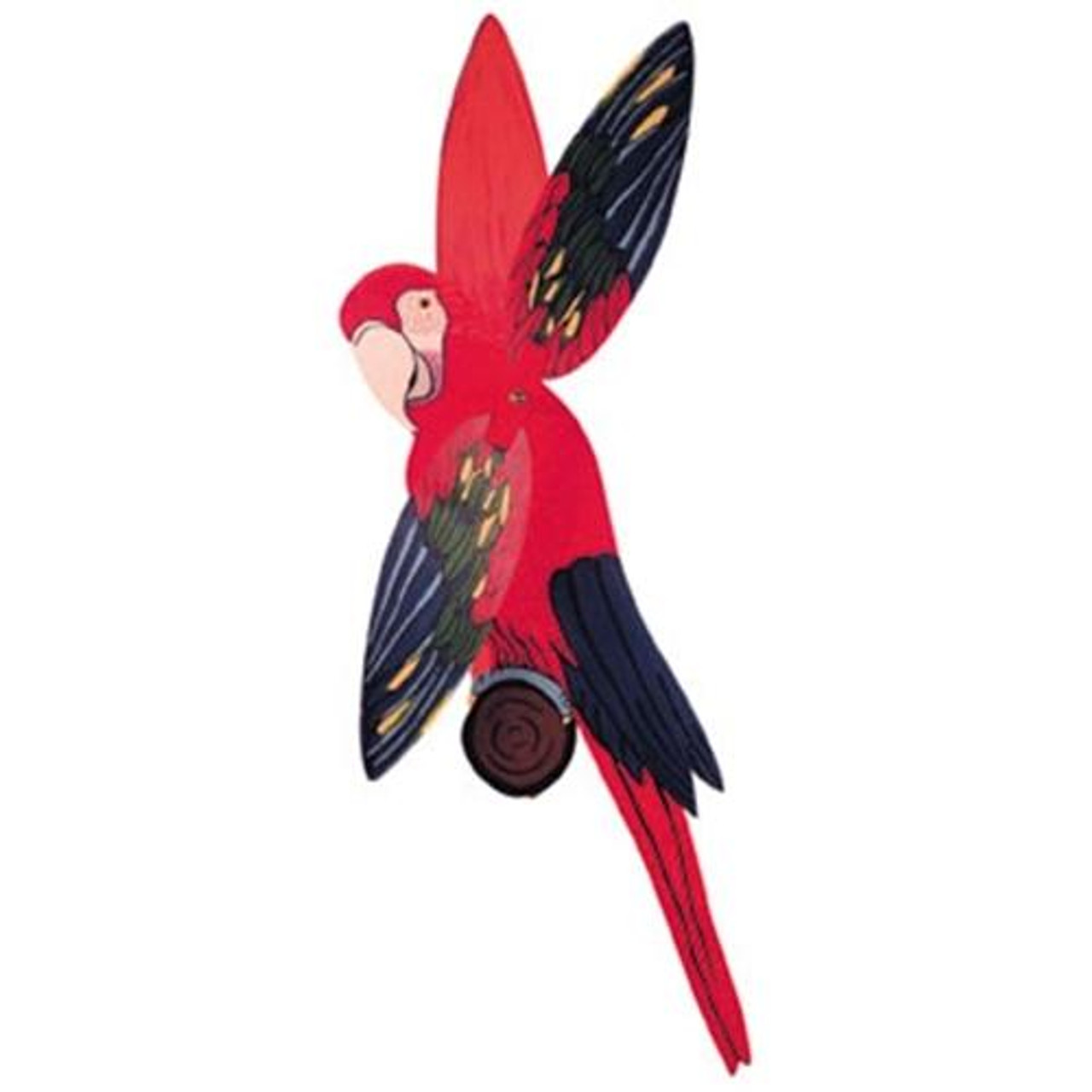 Cherry Tree Toys Parrot Whirligig Parts Kit