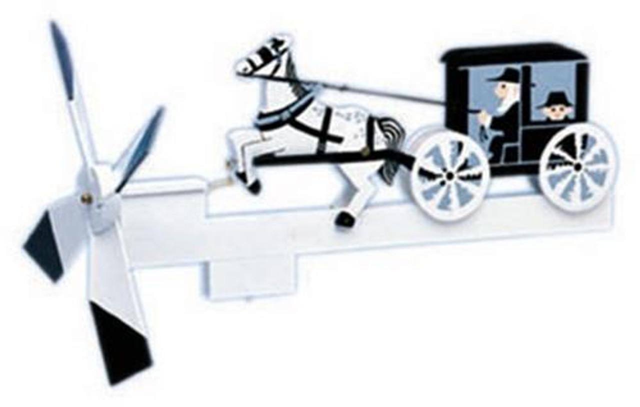 Cherry Tree Toys Amish Buggy Whirligig Parts Kit
