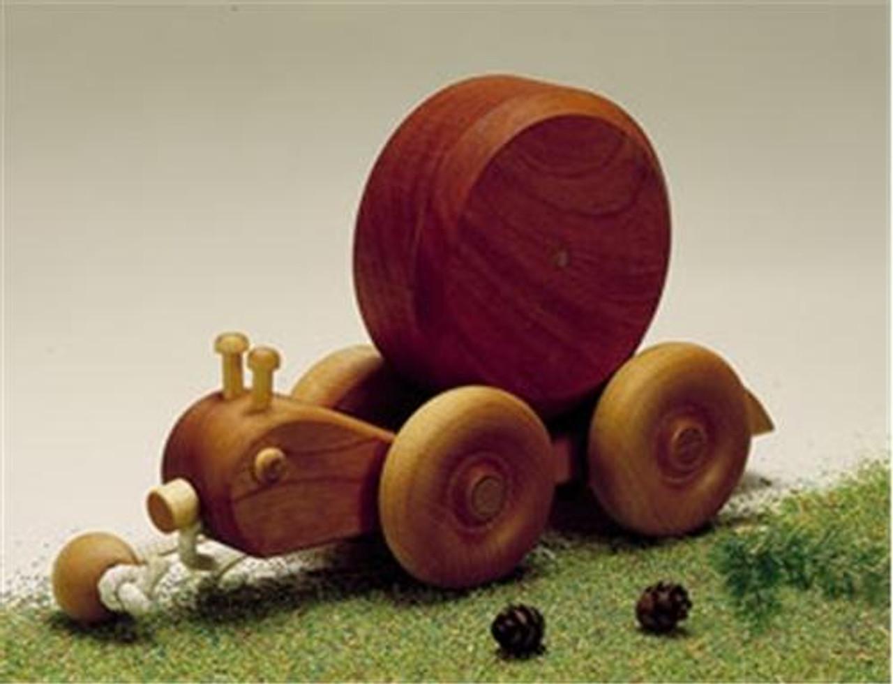 Cherry Tree Toys Silo The Snail Parts Kit