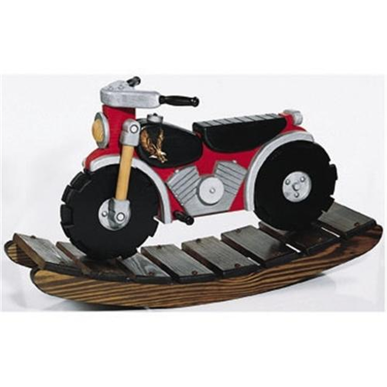 Cherry Tree Toys Motorcycle Rocker Parts Kit