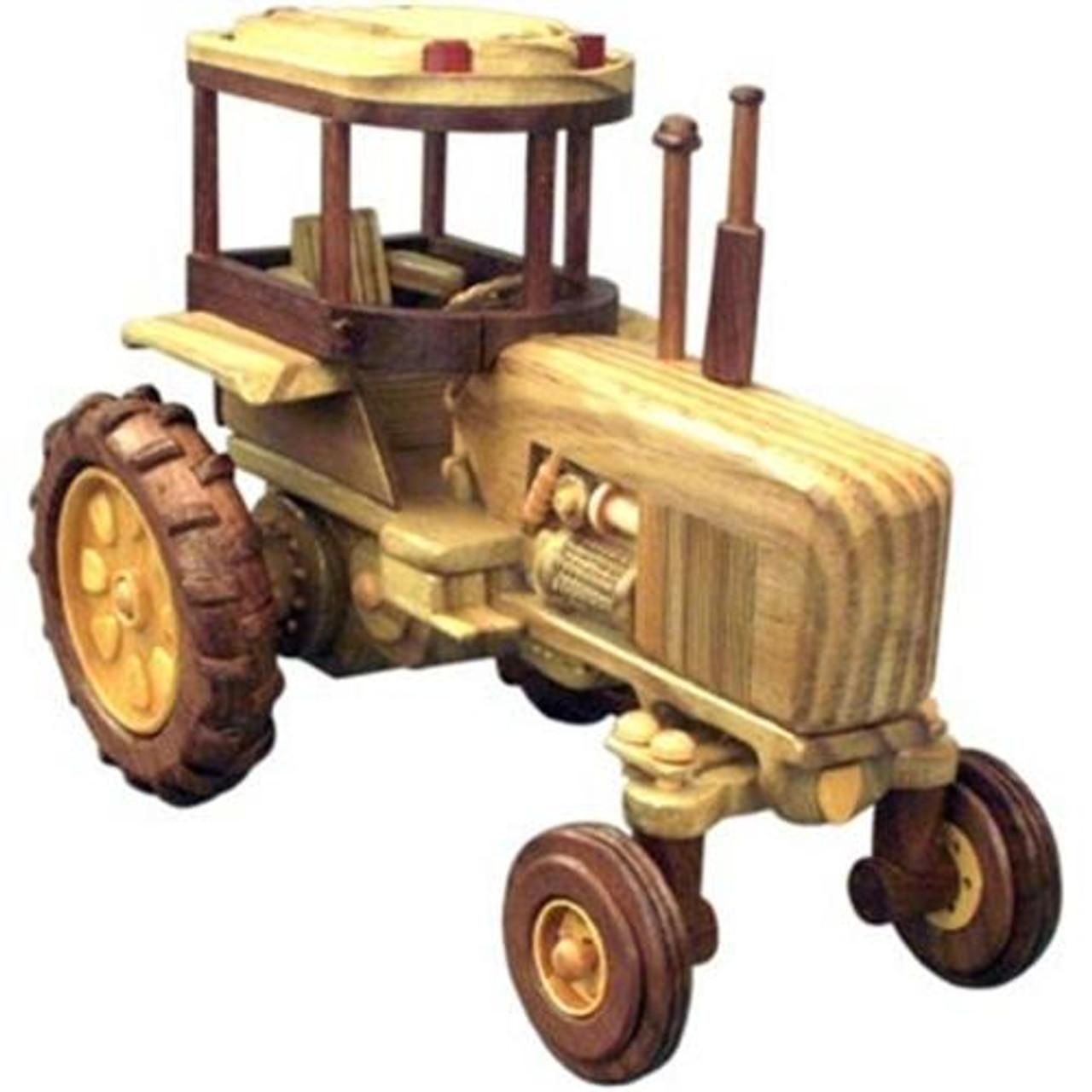 Cherry Tree Toys Farm Tractor Parts Kit