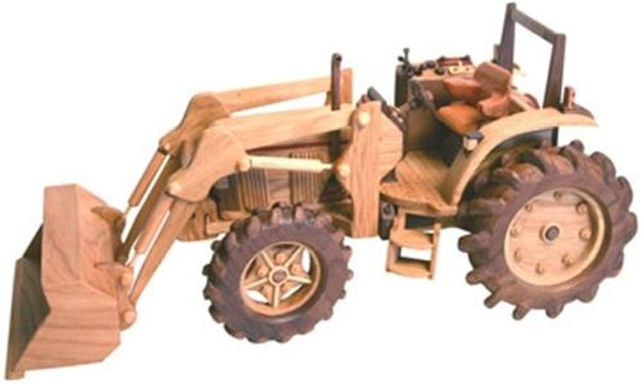 Cherry Tree Toys Large Tractor Parts Kit