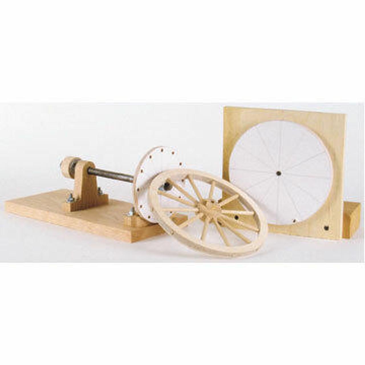 Cherry Tree Toys Wheel Maker Jig Parts Kit