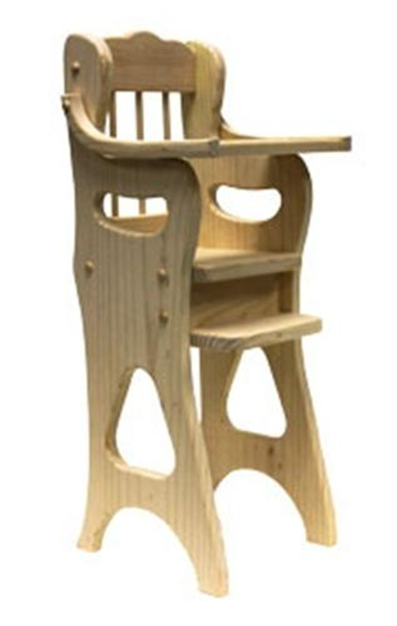 Cherry Tree Toys Doll High Chair Parts Kit