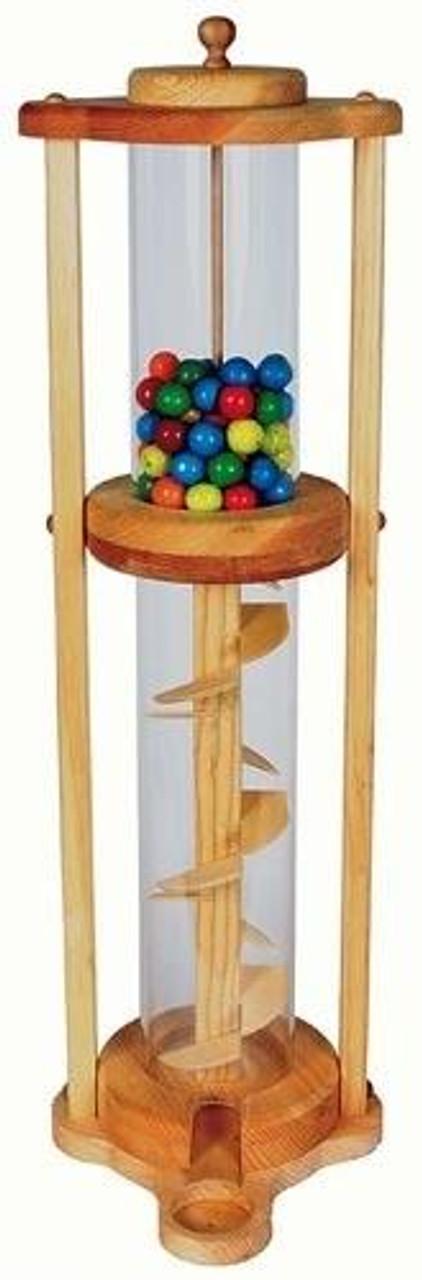 Cherry Tree Toys Tower Gumball Machine Parts Kit