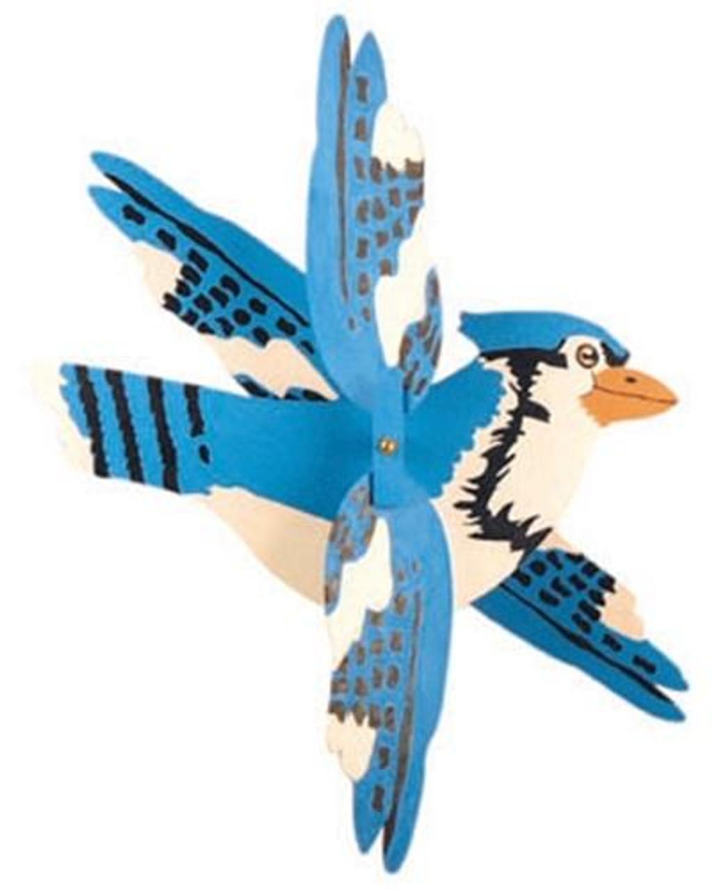 Cherry Tree Toys Bluejay Whirligig DIY Kit
