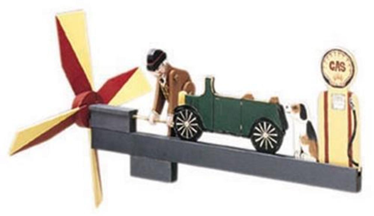 Cherry Tree Toys Car Cranker Whirligig DIY Kit