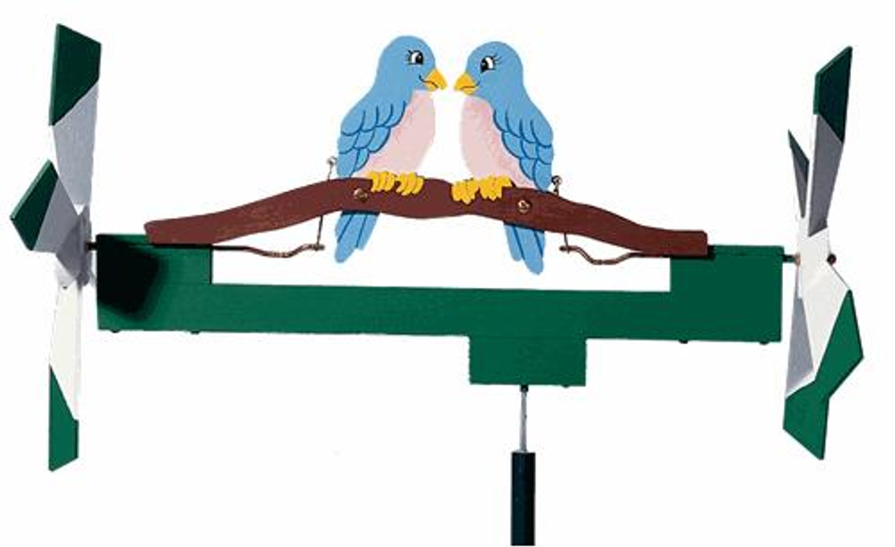 Cherry Tree Toys Love Birds Whirligig DIY Kit